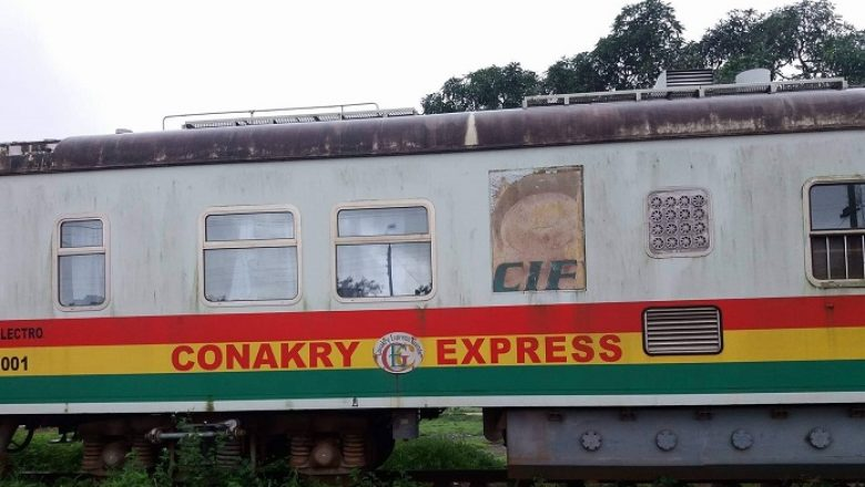 train Conakry Express